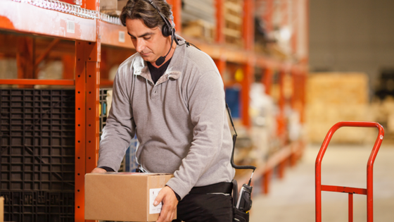 Using Tech to Attract Warehouse Talent